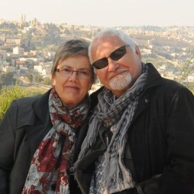 Richard and Grace Knelsen (Courtesy)