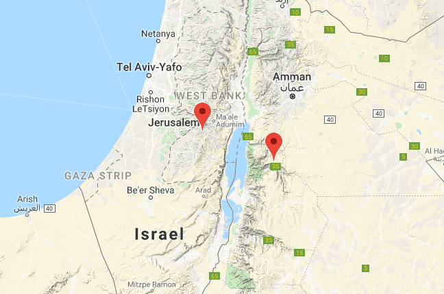 Ruth Map