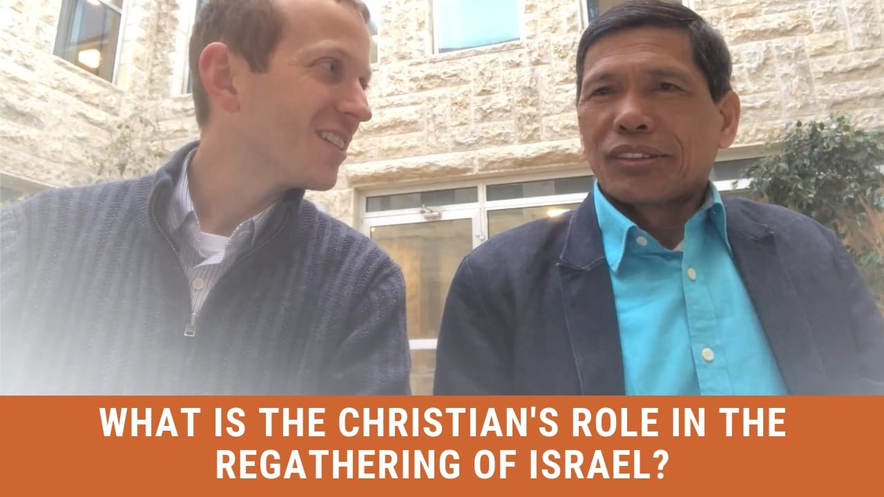 What is the Christian's Role in the Regathering of Israel? Isaiah 49:22