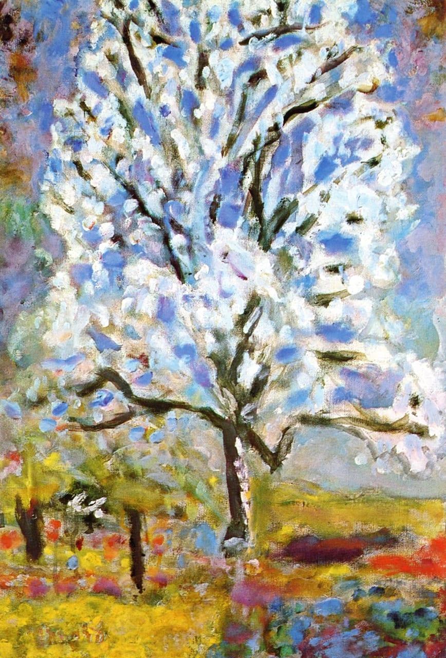 Almond-Tree-Pierre-Bonnard