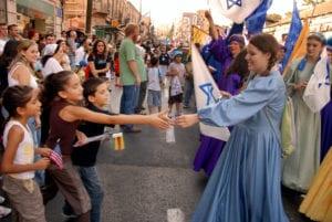 Christian-pilgrims