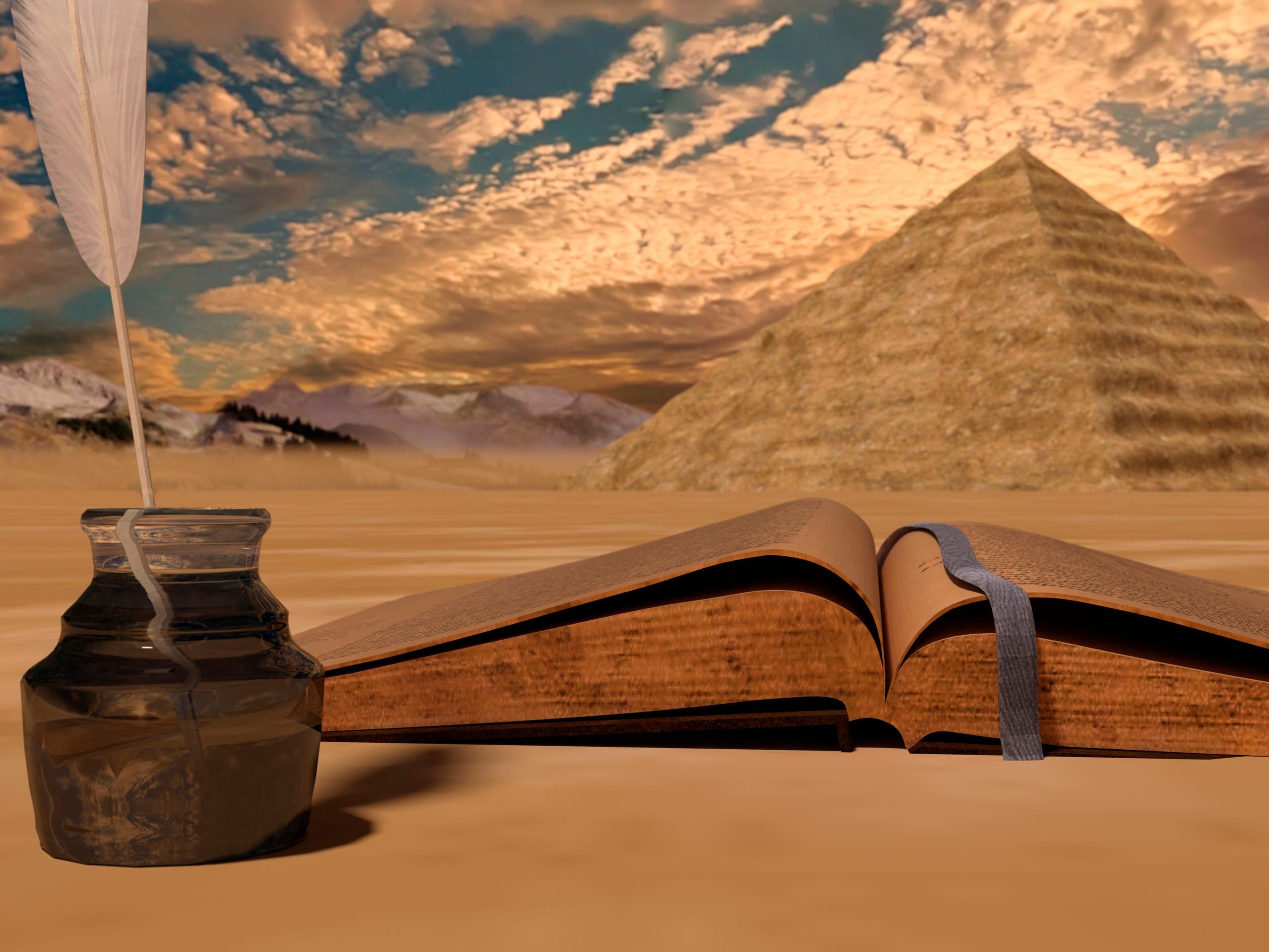 Did the Jews Build the Pyramids?