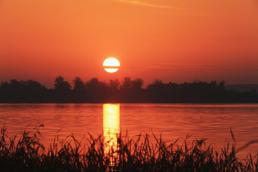 red-sunset