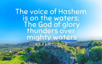 """""""Thunders Over Mighty Waters"""""""