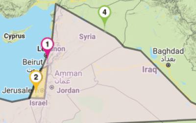Biblical Borders