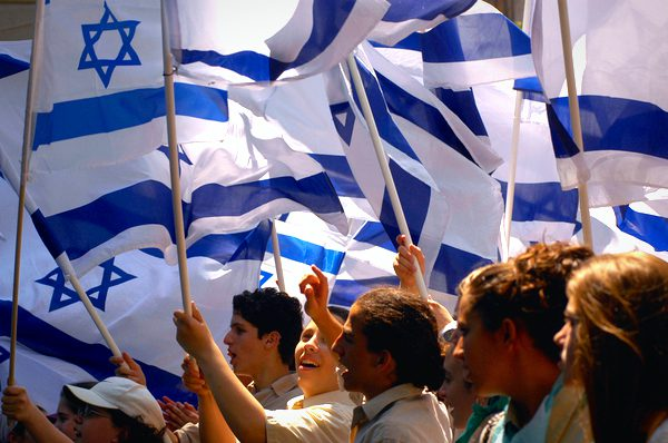 Israel is the land of mutual responsibility