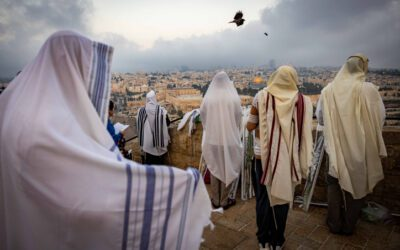 Sukkot's Joyous Judgment Day