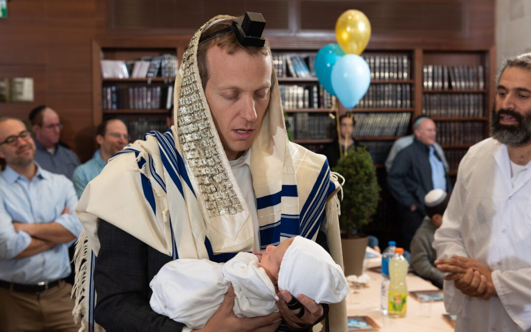Circumcision is the Greatest Symbol of God's Eternal Covenant with the Jewish People