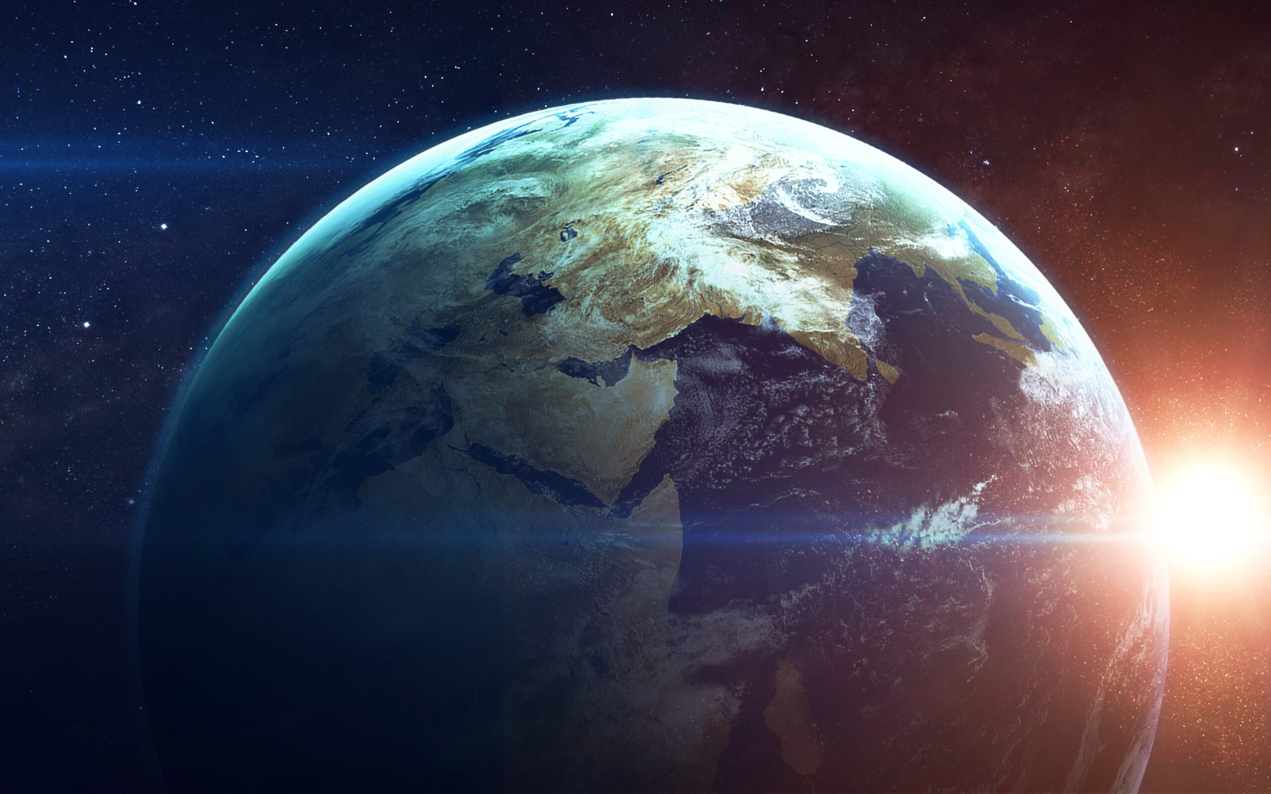 In the beginning Hashem created Heaven and Earth (Shutterstock)